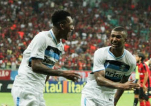 MOBILE Vitória x Grêmio