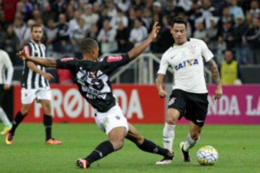 MOBILE - Corinthians x Atlético-MG