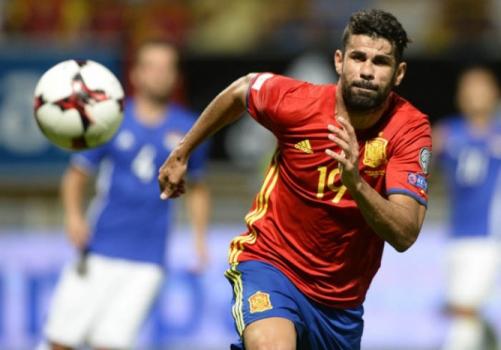 3e9a791d53 O atacante Diego Costa voltou a ser convocado para a seleção espanhola
