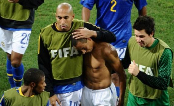 Gilberto Silva - Brasil x Holanda Copa-2010 5839bb7b86f39