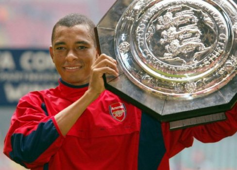Gilberto Silva - Community Shield 2002