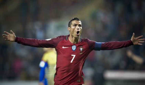 Cristiano Ronaldo - Portugal x Andorra 6e4a2240e8e3d