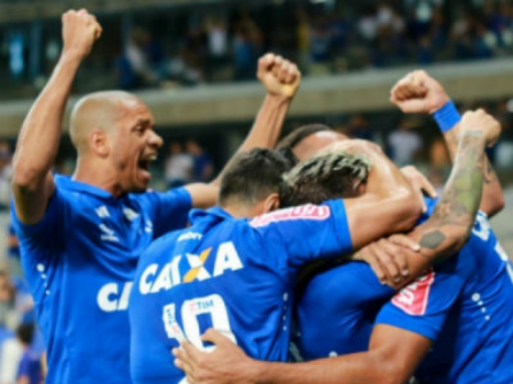 MOBILE Cruzeiro x Ponte Preta