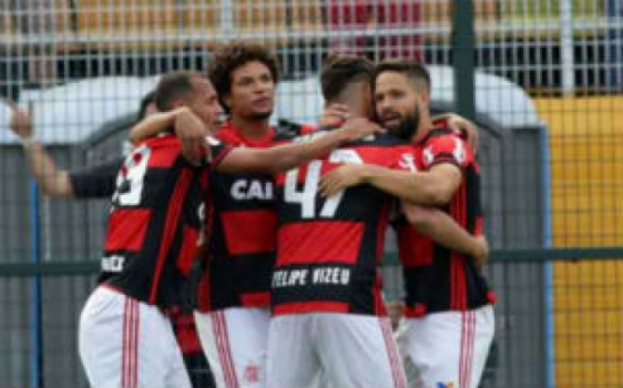 MOBILE Flamengo x Santa Cruz Gol