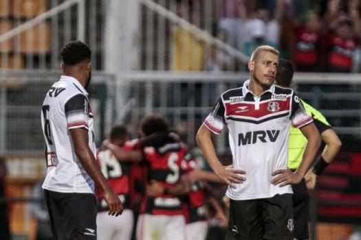 Flamengo x Santa Cruz