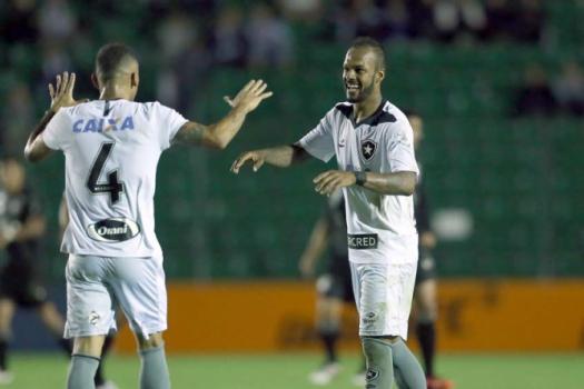 Figueirense x Botafogo