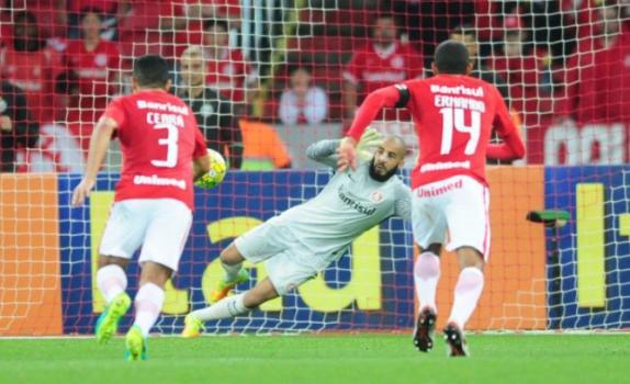 Danilo Fernandes - Internacional