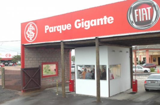 CT do Parque Gigante (Internacional)