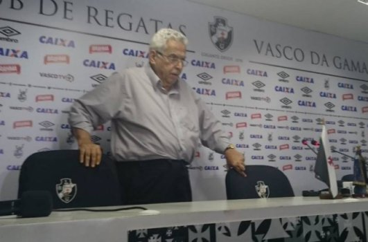 Eurico Miranda - Presidente do Vasco