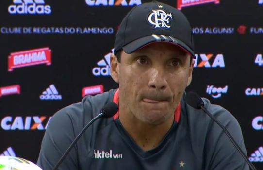 Zé Ricardo - Técnico do Flamengo