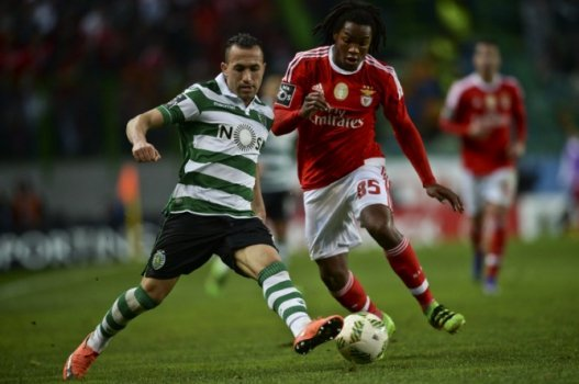 Jefferson - Sporting x Benfica