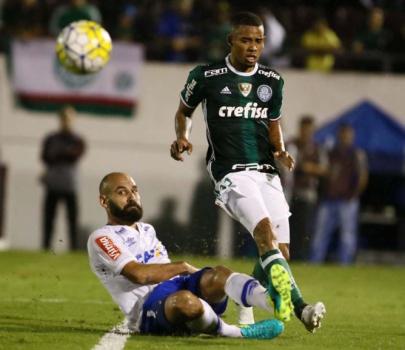 Cruzeiro x Palmeiras (Foto:Celio Messias/Lance!press)