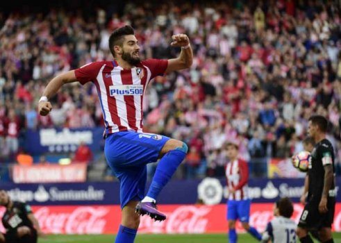 Carrasco - Atlético de Madrid