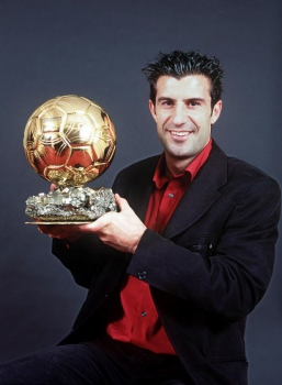 2000 - Figo (Barcelona / Real Madrid)