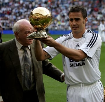 2006 - Cannavaro (Juventus / Real Madrid)