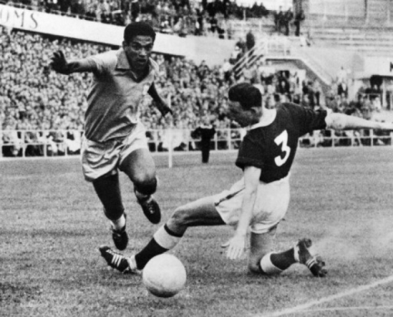 1962 (alternativo) - Garrincha (Botafogo)