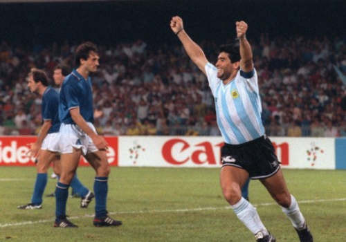 1990 (alternativo) - Maradona (Napoli)