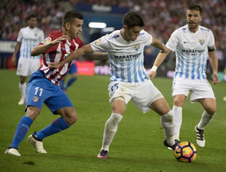Angel Correa - Atletico de Madrid x Malaga