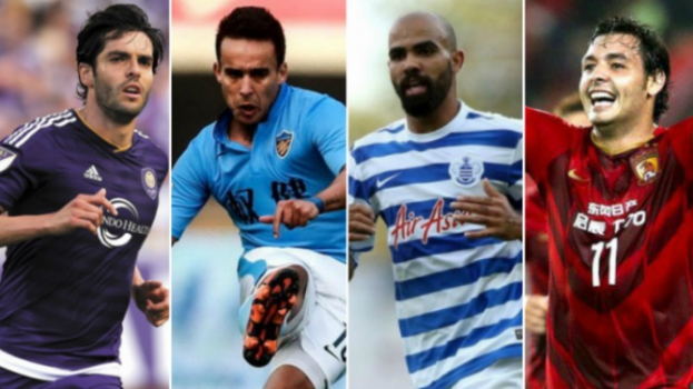 Veja os meias brasileiros que poderiam reforçar seu time em 2017 ... 9199e3fe3b552