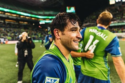 Lodeiro - Seattle Sounders