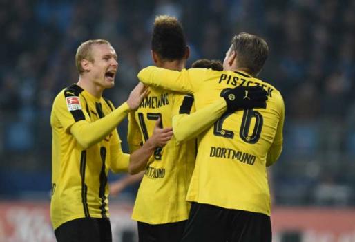 Hamburgo x Borussia Dortmund
