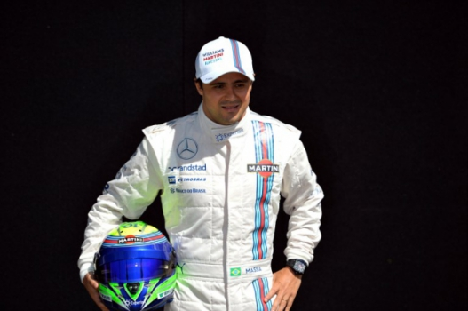 Felipe Massa acertou com a equipe Williams na temporada de 2014