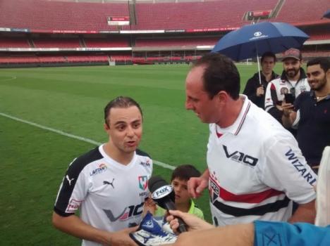 São Paulo confirma Rogério Ceni como técnico com contrato de dois anos