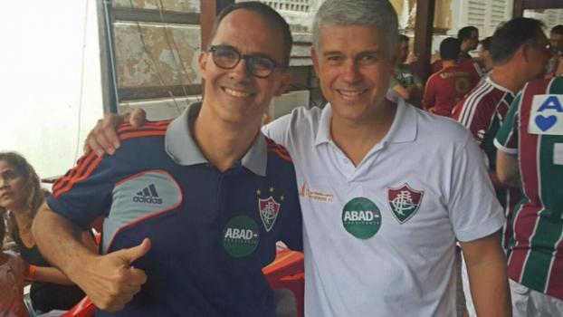 Após áudio vazado, vice de futebol do Fluminense é exonerado do cargo