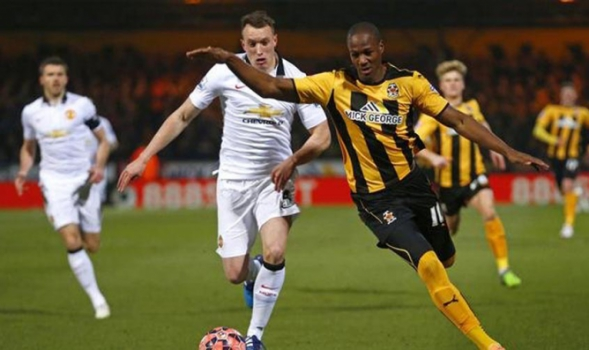 Cambridge United 0 x 0 Manchester United