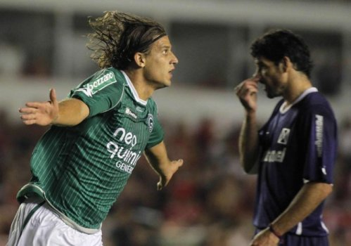 2010 - 8/12/2010 - Independiente 3x1 Goiás (nos pênaltis, Independiente 5 a 3)