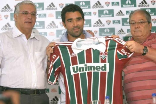Celso Barros - Fluminense (foto:Gilvan de Souza/Lance!press)
