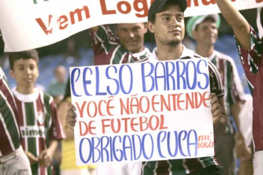 Celso Barros - Fluminense (foto:Paulo Sergio/Lance!press)