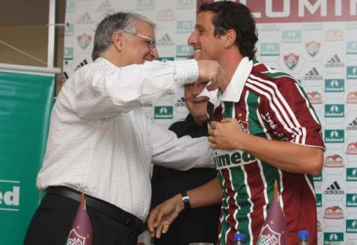 Celso Barros - Fluminense (foto:Cleber Mendes/Lance!press)