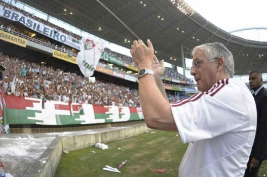 Celso Barros - Fluminense (foto:Alexandre Loureiro/Lance!press)