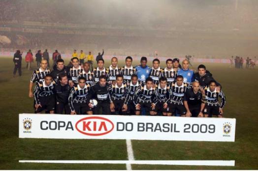 Pôster do Corinthians campeão da Copa do Brasil de 2009