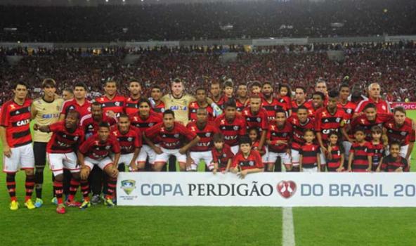 Pôster do Flamengo campeão da Copa do Brasil de 2013