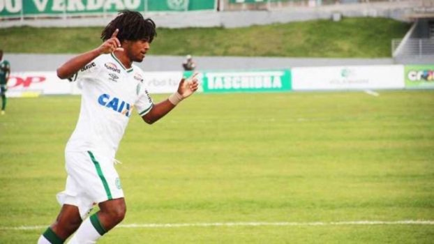 William Barbio -Chapecoense