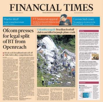 Financial Times (ING)