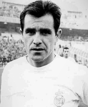 Evaristo de Macedo - Real Madrid
