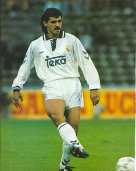 Ricardo Rocha - Real Madrid