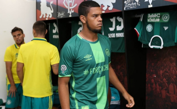 Augusto, zagueiro do sub-20