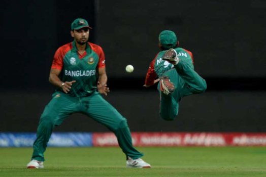 Foto do ano - Bangladesh fielder