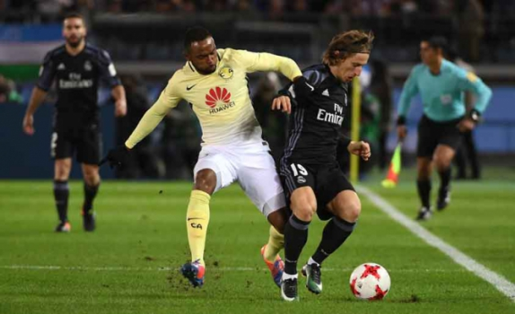 Modric - Real Madrid x América do México