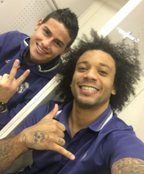 Marcelo e James Rodriguez