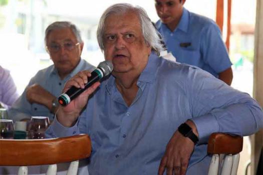 Santos reconhece que errou ao acusar repórter