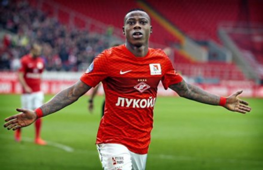 Quincy Promes - Spartak