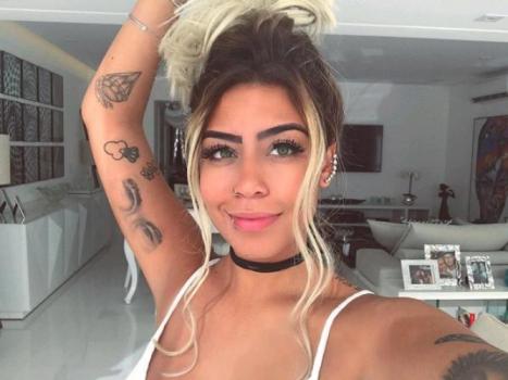 Gabigol faz declaração à irmã de Neymar nas redes sociais