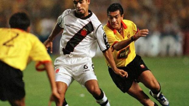 Copa Libertadores de 1998 - Vasco x Barcelona