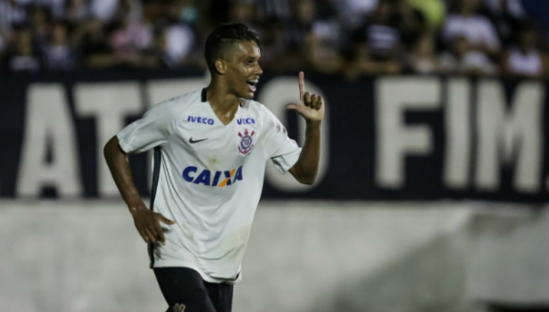 Pedrinho, do Corinthians