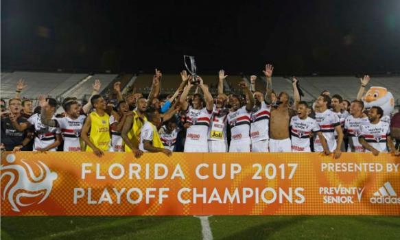 Corinthians x São Paulo - Florida Cup